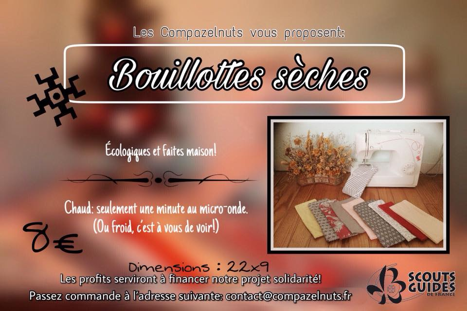 bouillotes affiche 2018